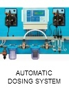 Swimming pool automatic dosing system